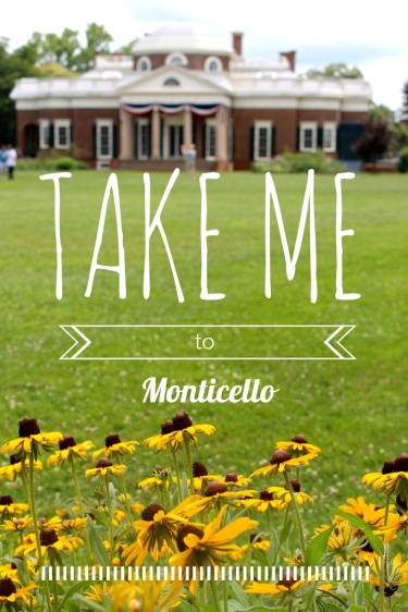 take me to monticello