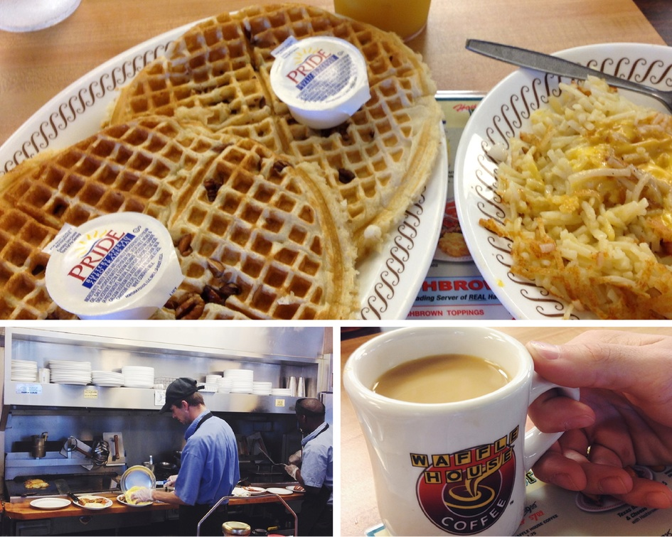 Waffle House Loaded Hash Browns And Loaded Hash Browns